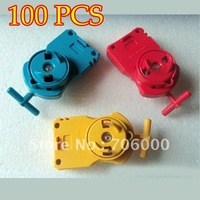 100pcs/lot NEW Beyblade Launchers,Beyblae Spin Top Launchers, Ruler Puller Launchers Free EMS DHL Shipping