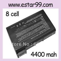 New Battery for Dell Latitude C840 CP CPi CPx PPX Laptop(China (Mainland))