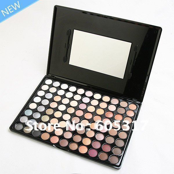 [special offer] 5pcs/lot Free Shipping New Makeup Warm Pro 88 Full Color Eyeshadow Palette(China (Mainland))