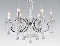Free shipping Hot selling modern lamp top K9 crystal chandelier crystal pendant lamp