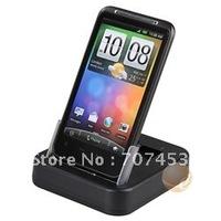 Premium Multi-function Cradle w/ USB & AC Adapter for HTC Desire HD
