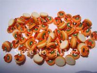 Wholesaler Lovely hamburger nail decoration/sticker + free shipping