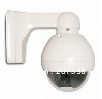 "1/3"" Sony CCD 480TVL 10X Speed Dome PTZ Security Camera CCTV"