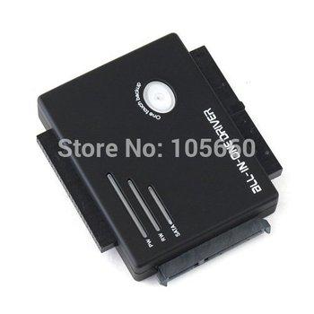USB 2.0 to IDE SATA S-ATA 2.5 3.5 HD HDD Adapter Cable #1833