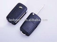 High quality Hyundai Accent flip modified key shell