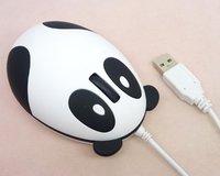 Kung Fu Panda finest optical mouse Strange new diamond love creative gifts USB Optical Mouse / Fashion Edition