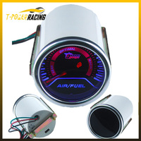 "Car  meter 2""/ 52mm Smoke Air/Fuel Ratio Gauge,Retail sale,Super Bright Led lighting,"