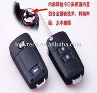 Hot sell! Hyundai Tucson 2 button flip modified remote key blank