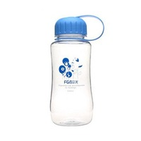 650ml plastic water bottle,PC bottle,round.for sports,