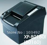 LPT1 or USB black 80mm thermal receipt printer