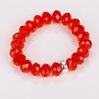 Free shipping by HK post! Wholesale crystal charm bracelet .fashion bracelet.925 sterling silver jewelry IMG2060