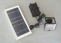 Free Shipping Saving Energy Green Product Solar LED Wall  Light (SL-03D)