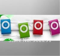 Wholsale hot sale Clip Mp3 player with card slot mini mp3 player 10pcs/Lot