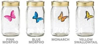 24pieces/lots My Butterfly In a Jar Electronic Animation Fun