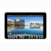 Free Shipping:10.2 Inch Tablet PC/MID-Android 2.2-1GHz-512MB-4GB-1.3M Pixel Camera-Support External 3G-Bluetooth-1080P Video