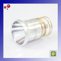 26.5mm Cree XM-L T6 1000 Lumen 3.7V-4.2V 5 Modes the head part for LED Flashlight / LED Torch / Bike Light  Free shipping