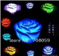 Christmas gift roses colorful lights small toys wholesale commodity creative hot mixed batch of gifts