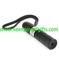 TD-GP-108 50mW 532nm Green Laser Pointer Flashlight (1*CR123)