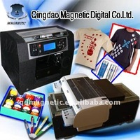 DTG dark color t shirt printer machine CE