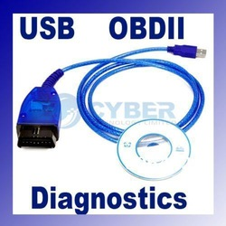 USB Cable Car Diagnose tool KKL VAG 409.1 For VW/AUDI OBD2 OBD OBDII COM Scanner Free Shipping(China (Mainland))