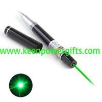 50mW Green Laser Star Pointer with Ball Point Pen