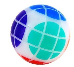 Free shipping wholesale Sphere Ball Shaped IQ 3D Funny Magic Round Cube Toys,IQ cube