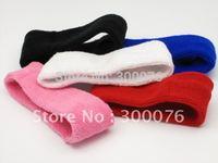 Cotton Headbands Sweatband Running Exercise sport headband assorted colors