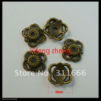 600 pcs/lot 9mm alloy bead caps jewelry findings Free shipping