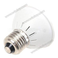 E27 60 SMD LED Warm White Light Bulb Spotlight Lamp 220V