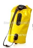 60L pvc Waterproof Bag Dry Bag drift Canoe Kayak Rafting bag water amusements Camping waterbag