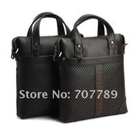 2011 new style men handbags leather messenger bag shoulder free shipping