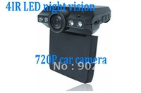 Cheap HD 720P car camera with IR LED JUE-090