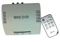 2CH SD MINI DVR-S018V D1 Intelligent Mobile Detection 32GB up to HD D1-720*576