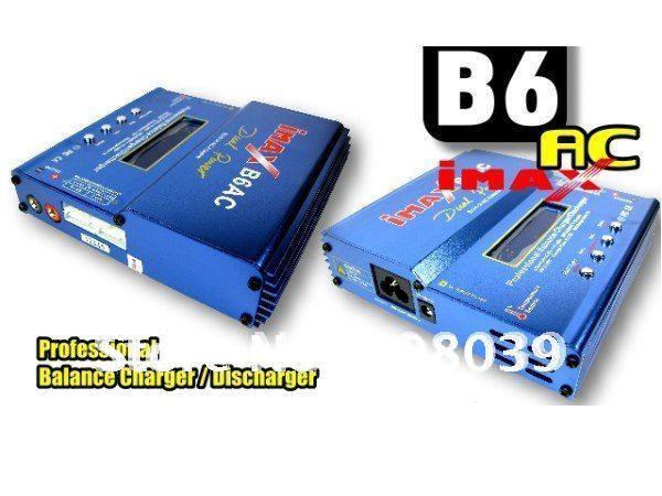 Зарядное устройство 5pcs IMAX B6AC B6 Lipo NiMH 2S 3S 4S 5S 6S RC