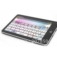 W7042 7 Inch Tablet PC/MID-Android 1.5-600MHZ-128MB-2GB-1.3Mp Camera-Support 720P-WIFI-External 3G-Bluetooth
