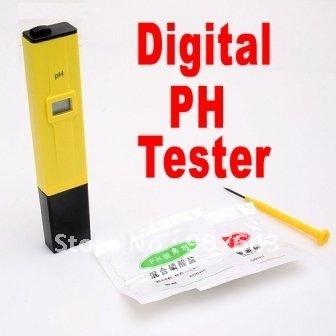 Digital pH Meter Tester Pocket pen type Aquarium Pool Water Free shipping