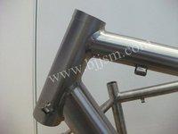 Titanium Bicycle Frame free shipping