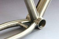 Titanium Bicycle Frame Free shipping polished