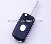 HOT! Mitsubishi 1 button flip remote key blank