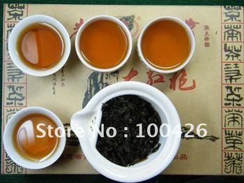 Free shipping 500g weight reducing Wuyi Cliff tea,Dahongpao(Big red robe)tea,oolong tea+Free gift+Free shipping