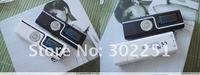 Free shipping Wholsale Hotsale Fashion New OEM USB 2GB 4GB MP3 Player 30pcs/Lot