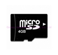 Wholesale 8gb micro sdhc card with memory card adapter and retail package for mp4 FREE shipping