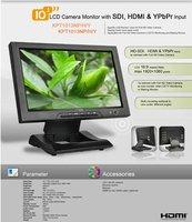 10.1inch LED Monitor (HDMI/ YPbPr/AV input) KPT1013NP/H/Y