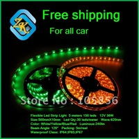 Freeshipping 5M 300 LEDs led light strip ,led srip light led ligh strip/wholesale/credit card/  accepted