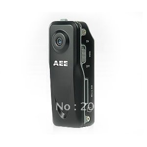 The Samllest High Resolution DV for Police in the World-Mini DV-Webcam AEE PD80 Mini DV DVR Camera. free shipping(China (Mainland))