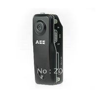The Samllest High Resolution DV for Police in the World-Mini DV-Webcam AEE PD80 Mini DV DVR Camera. free shipping