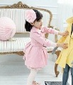 wholesale-hot selling 10pcs/lot B2W2 baby's coat  babys wrap girl's outwear B2W2 clothing free shipping!