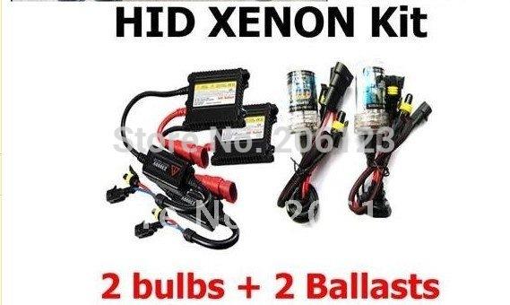 Галогенные лампы HID King h1/h3/h4/h7/h8/h9/h10/h11/h13/9004/9005/9006/9007/3/hb4 35W slim