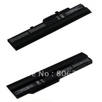 Free shipping&Black-6cell 4800mAh New Battery For MSI Wind U100 U90 U90X BTY-S12 BTY-S11