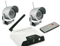wireless camera/2.4Ghz wireless receiver kit/2.4Ghz wireless camera  WRC810+WCM7061T